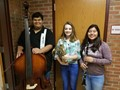 Concert band participants from Sidney for area all-state