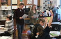 SSADD students talk sportsmanship image