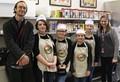 Sidney Servers place third at Junior Iron Chef image