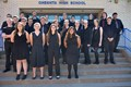 Sidney concert band earns silver rating at NYSSMA image