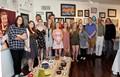 Senior art show a success image