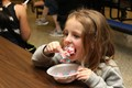 Ice cream social held at SES image