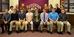 National Honor society seniors honored by Rotary