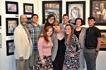 Senior Art Show opening 2018