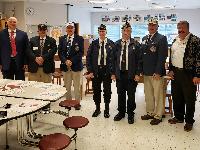 Sidney ES Veterans Day 2019