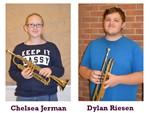 Band Members of the Month - Feb 2019