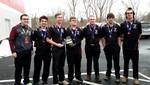 Sidney boys bowling at states