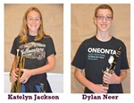 Band Members of the Month May 2019