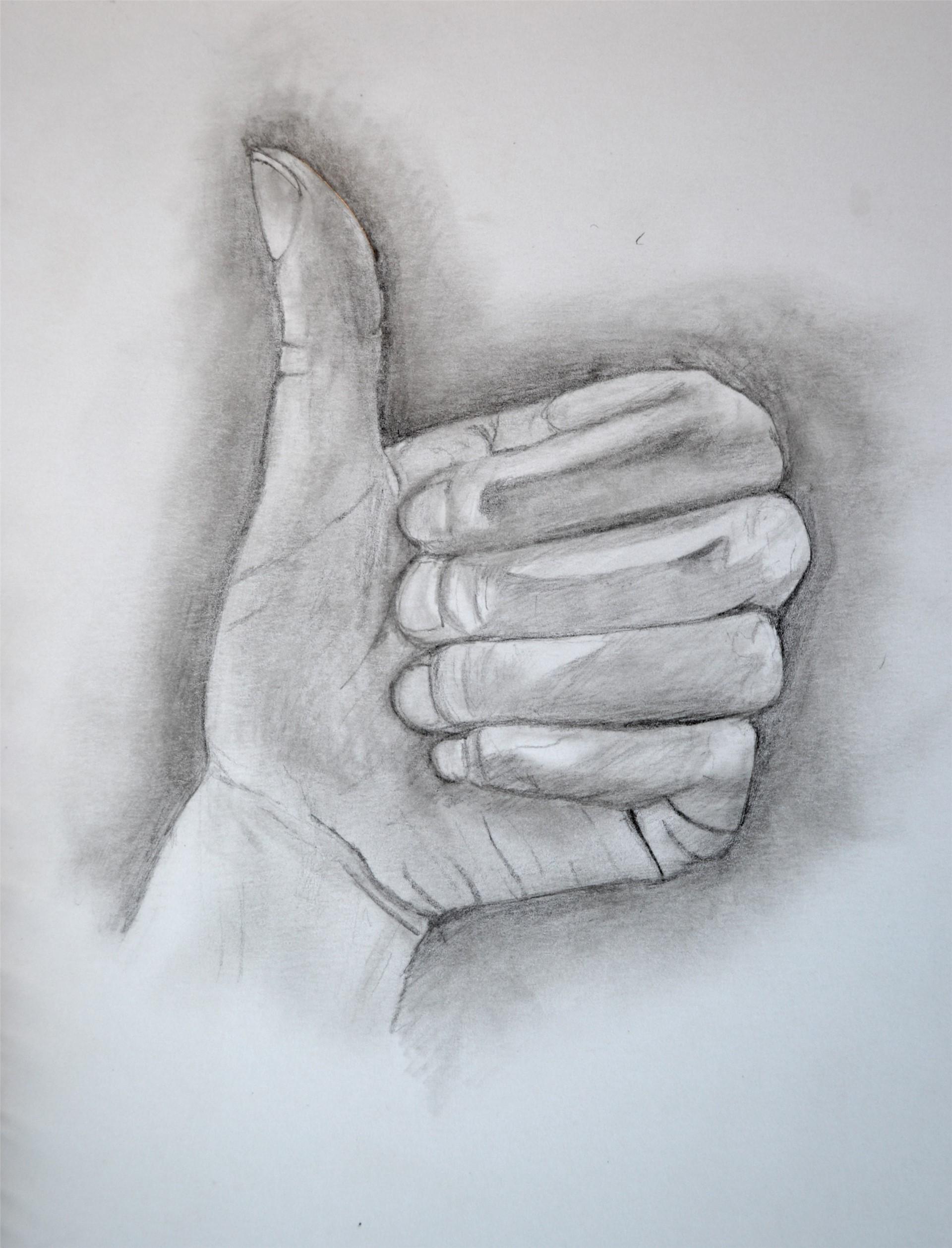 CORY NORDBERG, Prelinary Hand Drawing, graphite, 12 x 9, 2015