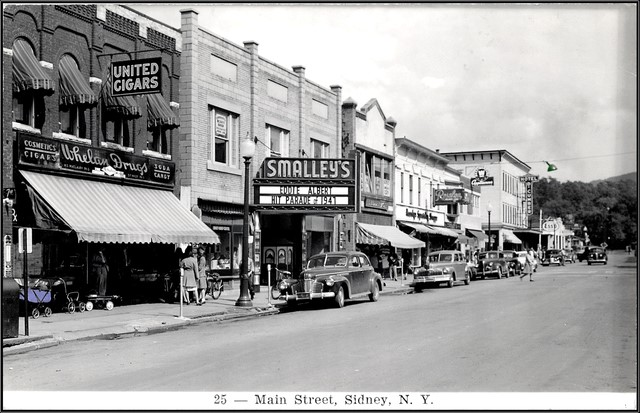 Photo courtesy of the Sidney Historical Society