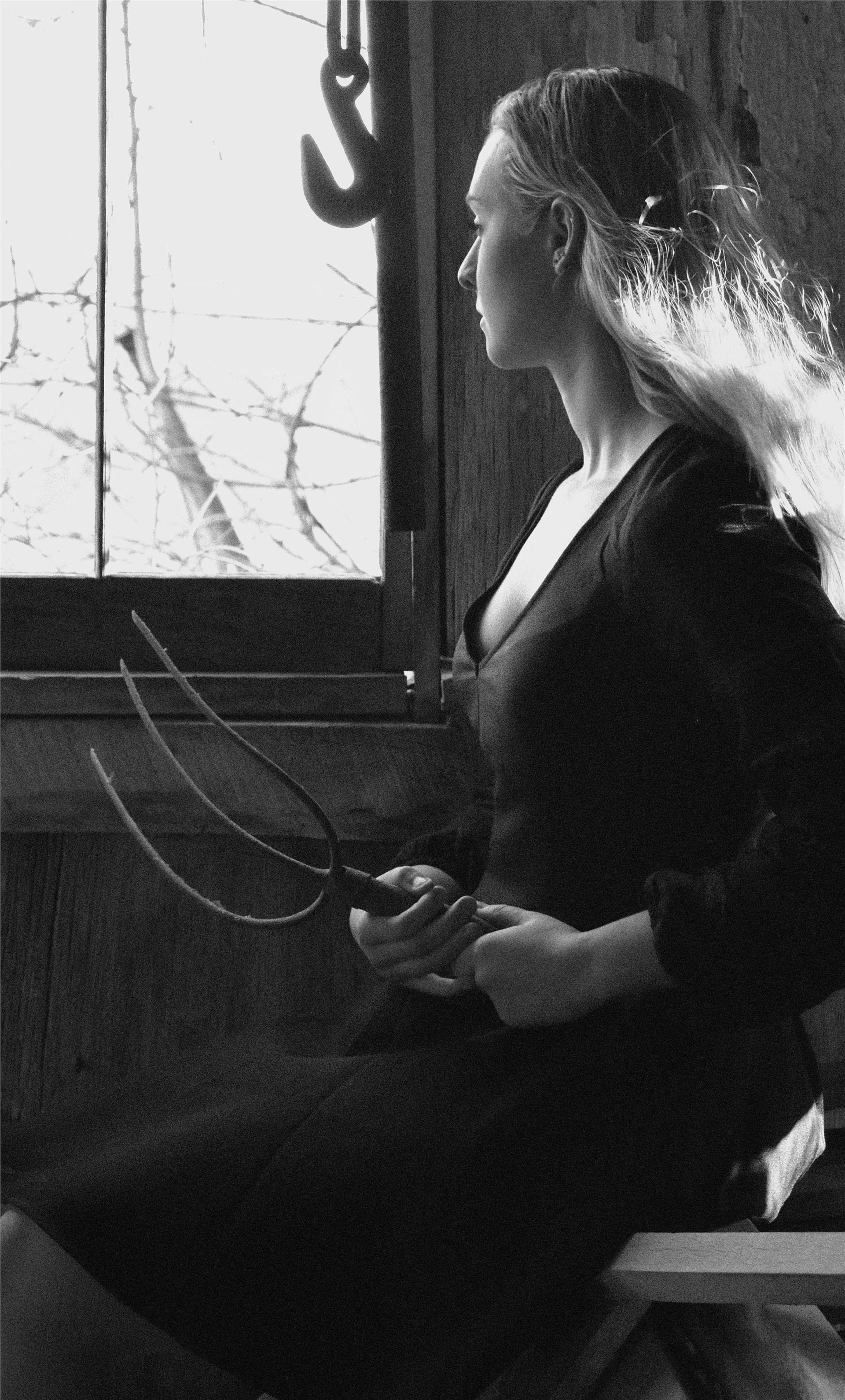 Taylor Bock, The Wait, 2016