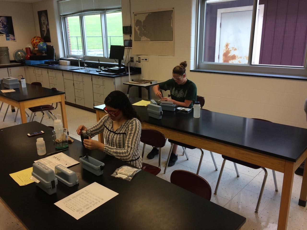 Chemical Analysis in the Lab