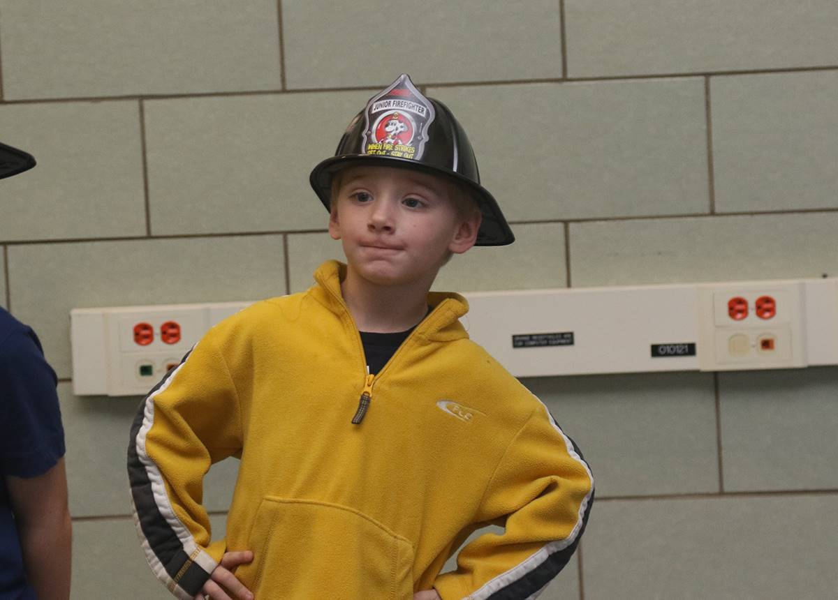 Fire Prevention Day 2018