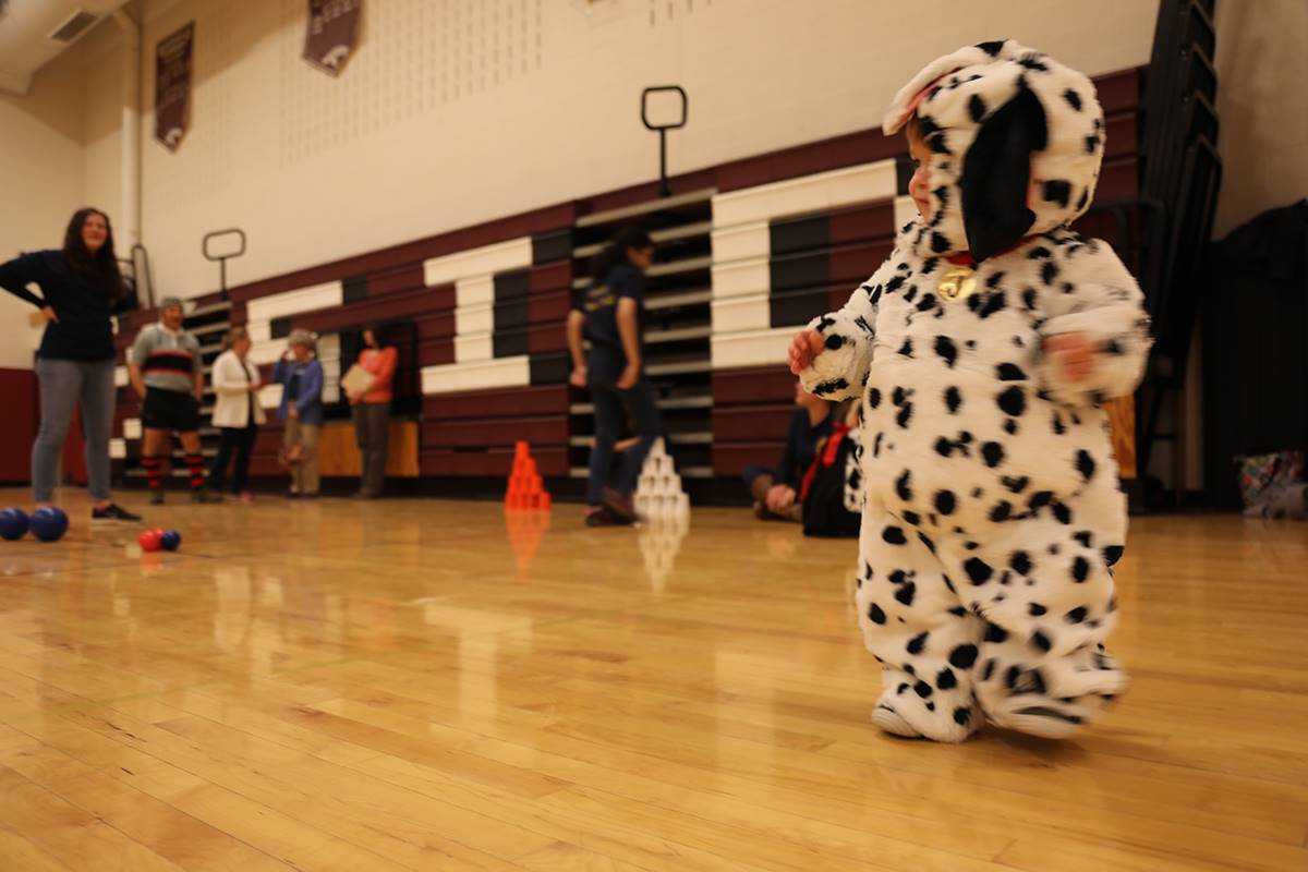 Sidney Community Foundation Halloween event at Sidney CSD