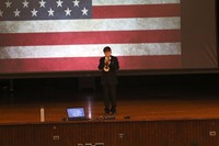 Assemblies for Veterans Day