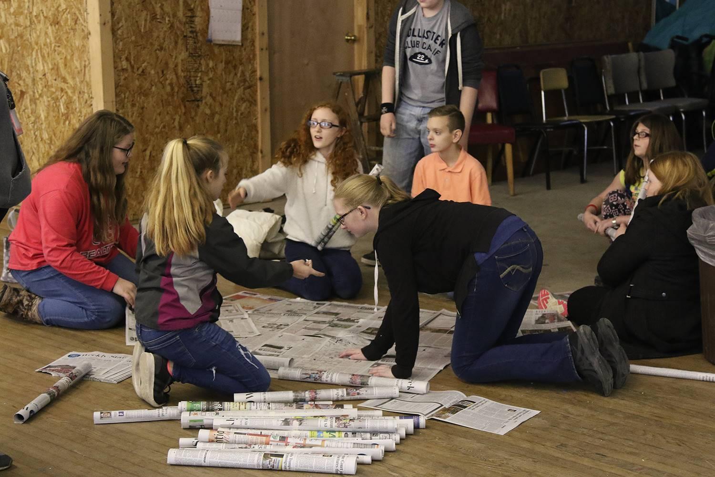 7th grade field trip: November 2018
