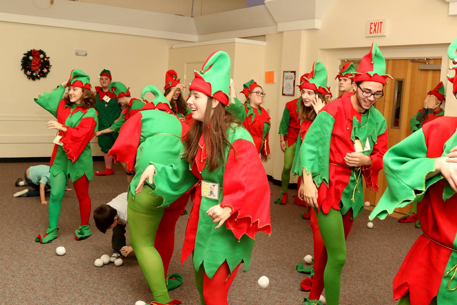Sidney Elves on the move: 2018