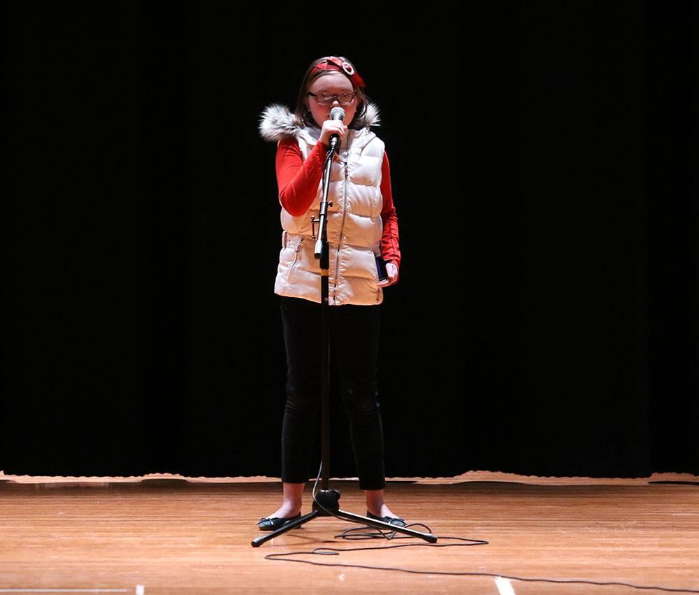 4-6 talent show 2018