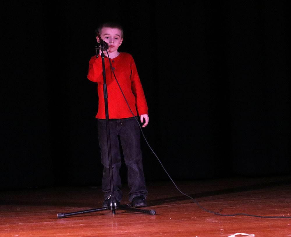 UPK-3 talent show 2018