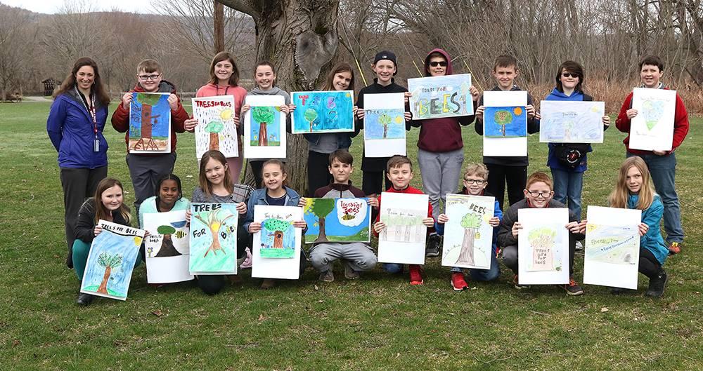 Arbor Day celebration 2018