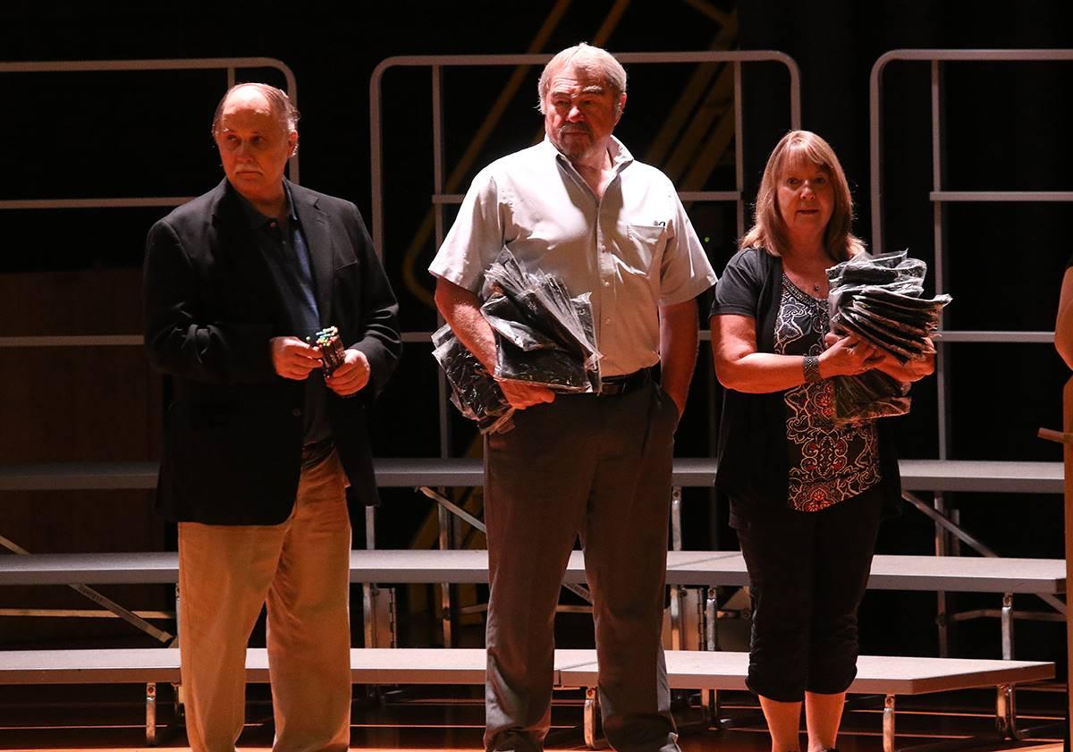 The annual D.A.R.E. graduation at Sidney CSD.