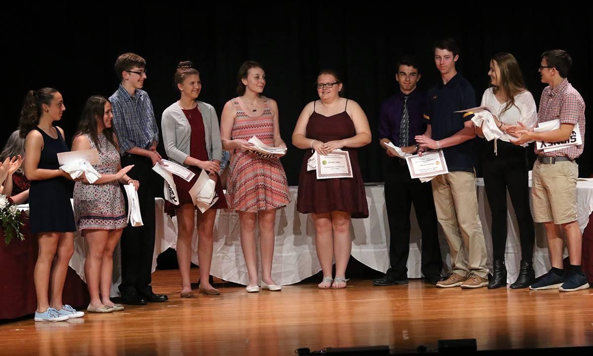 Academic Awards 2018