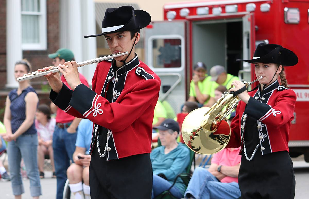 Sherburne Pageant of Bands: 2018
