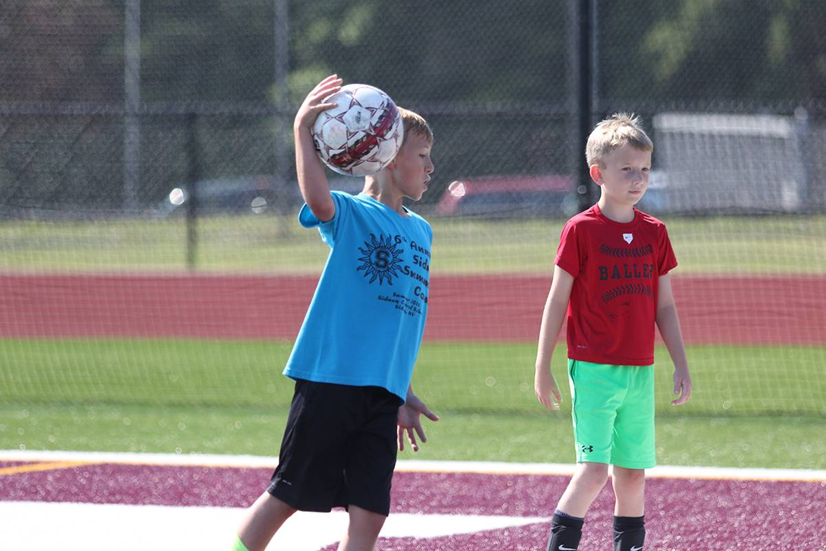 2018 Summer Camps: Week 1