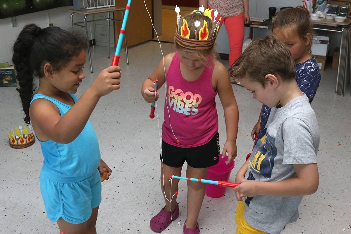 2018 Summer Camps: Week 5