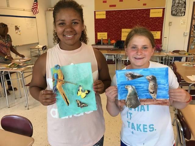 2018 Summer Camps: Week 4