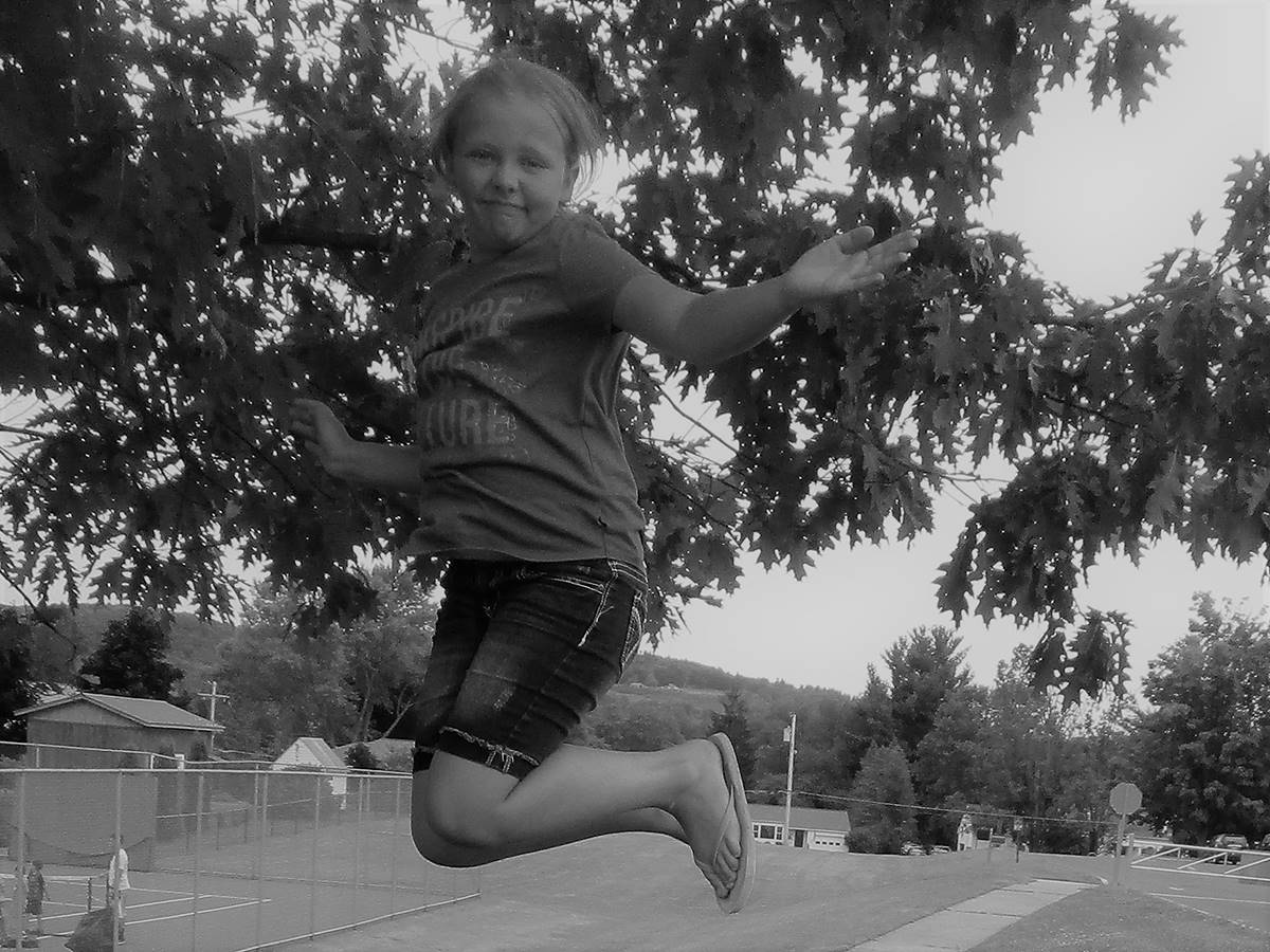 Photos taken by campers during Week 4's photography camp