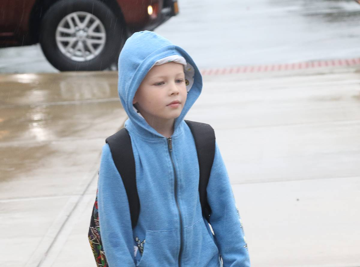 First Day of School: 2018