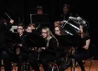 High school winter concert 2018