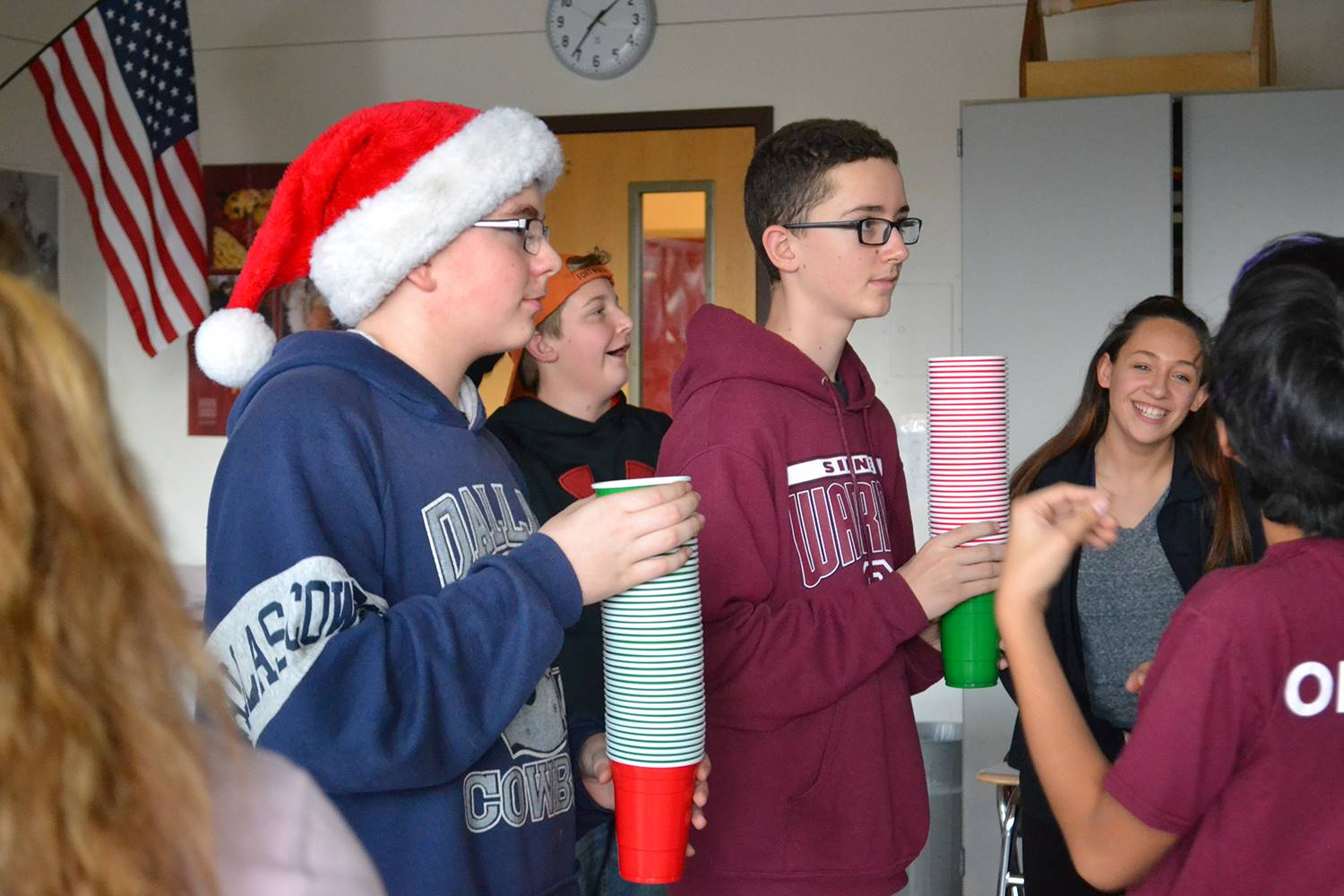 Minute to win it December 2018