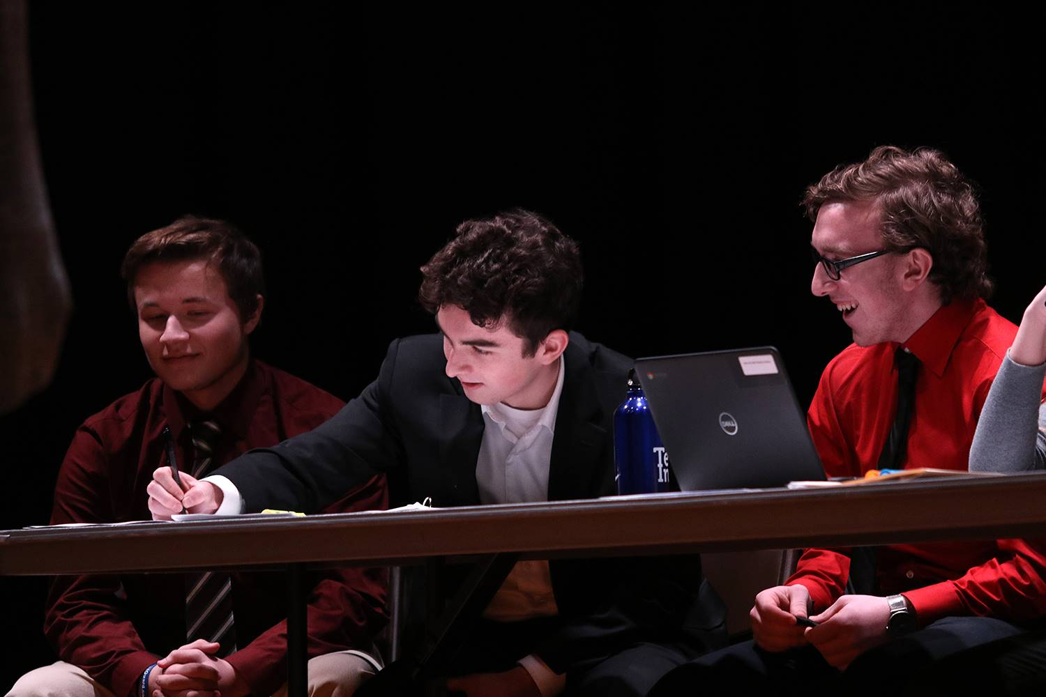Mock trial: January 2019