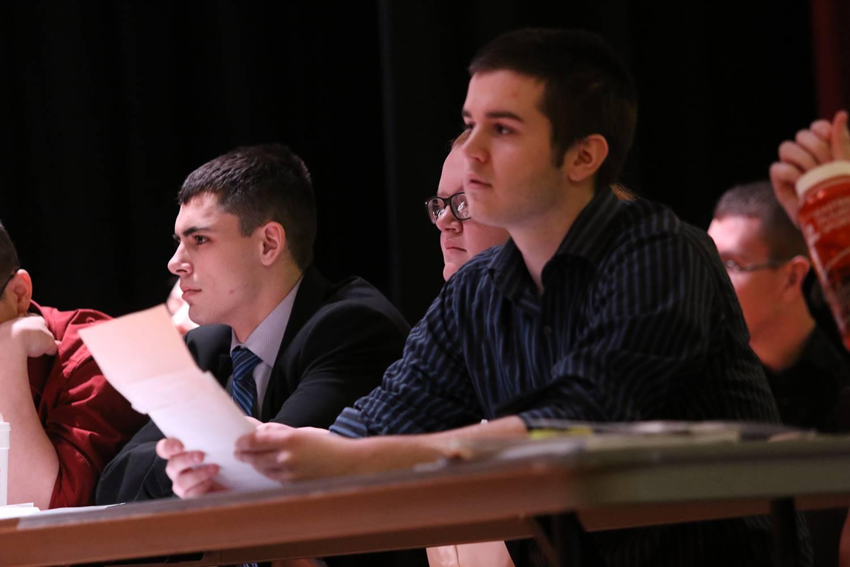 Mock trial: January 2019