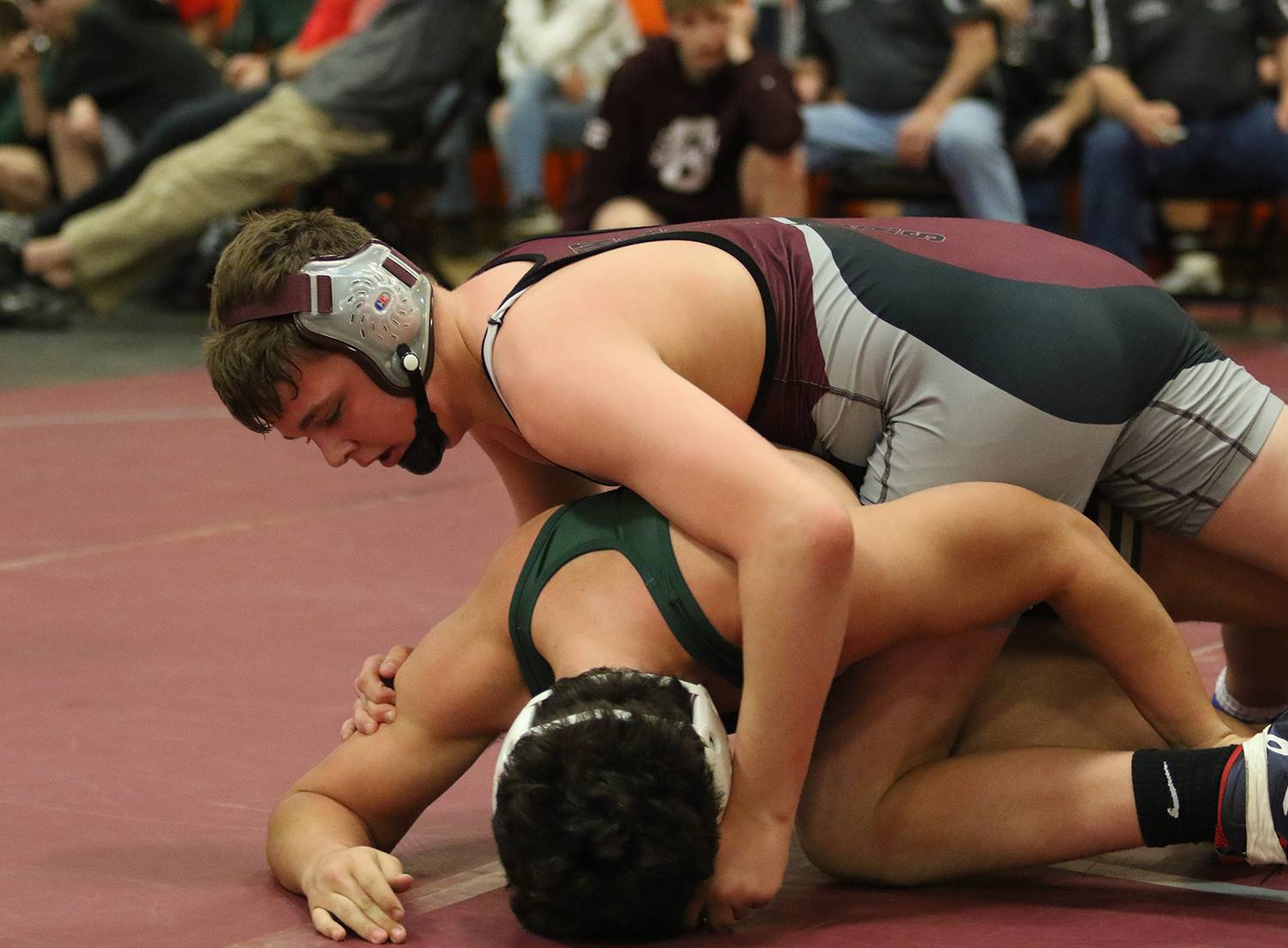 Wrestling at Cuneen-Doane Tournament