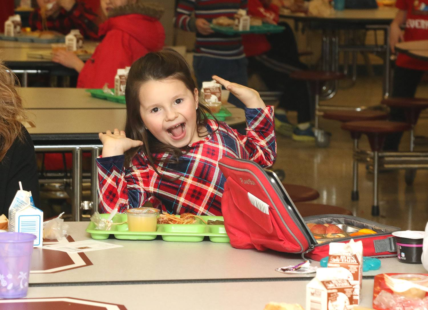 Elementary lunch for Feb. 14 2019