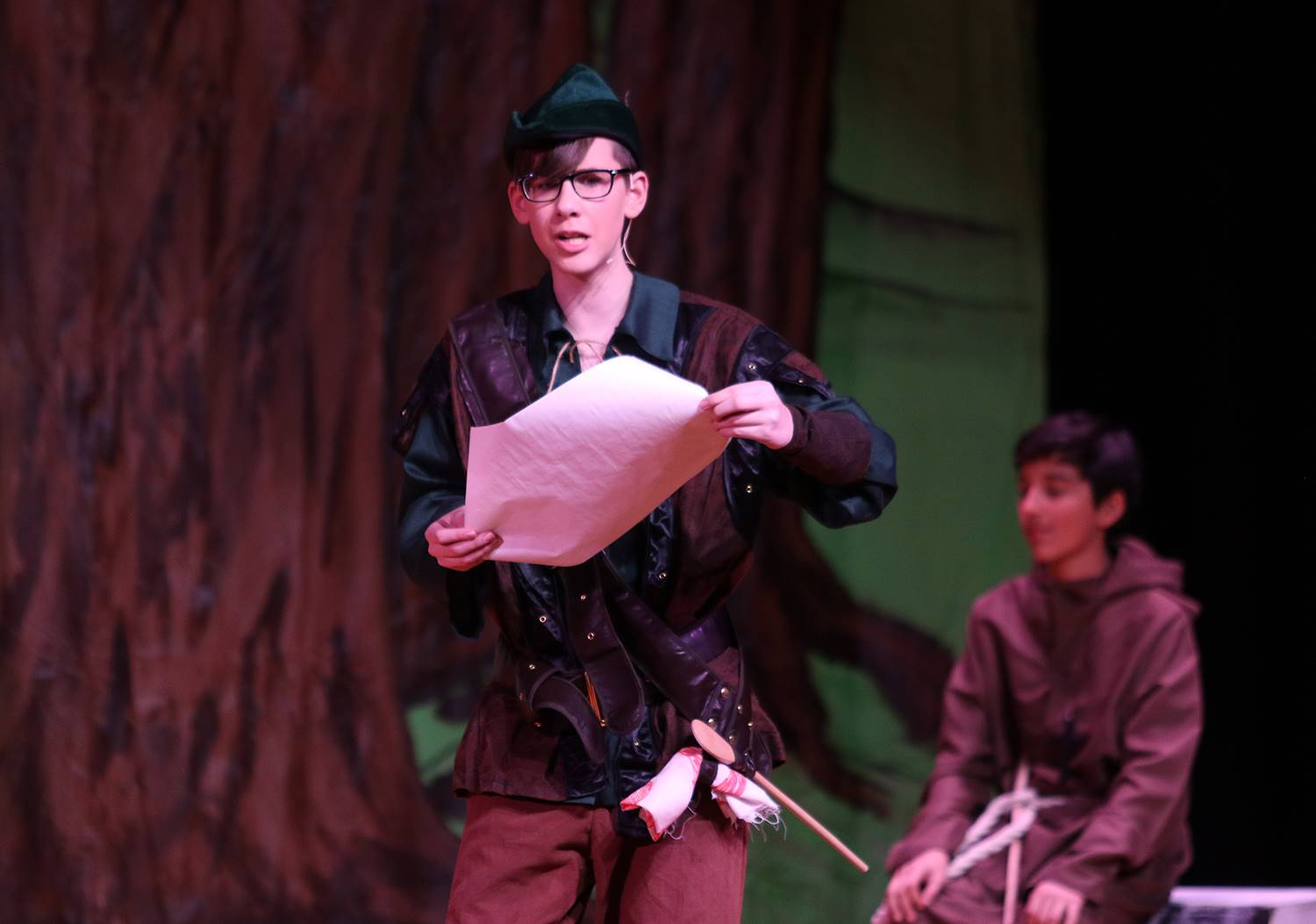 The Somewhat True Tale of Robin Hood 2019