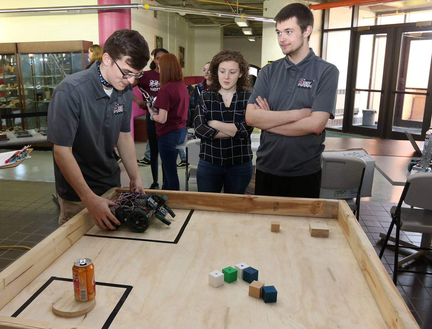 Broome Robotics Competition 2019