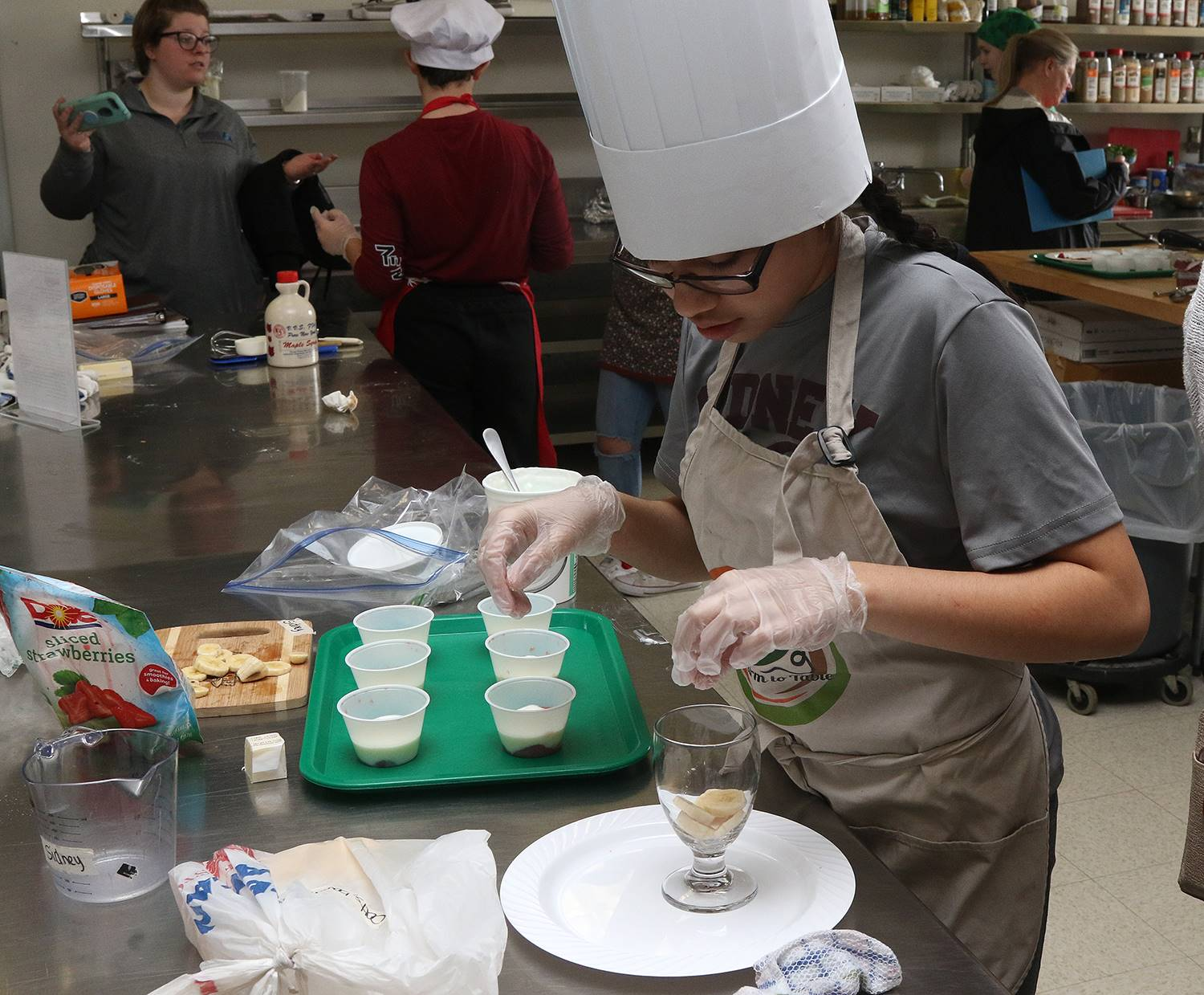 Junior Iron Chef competition 2019