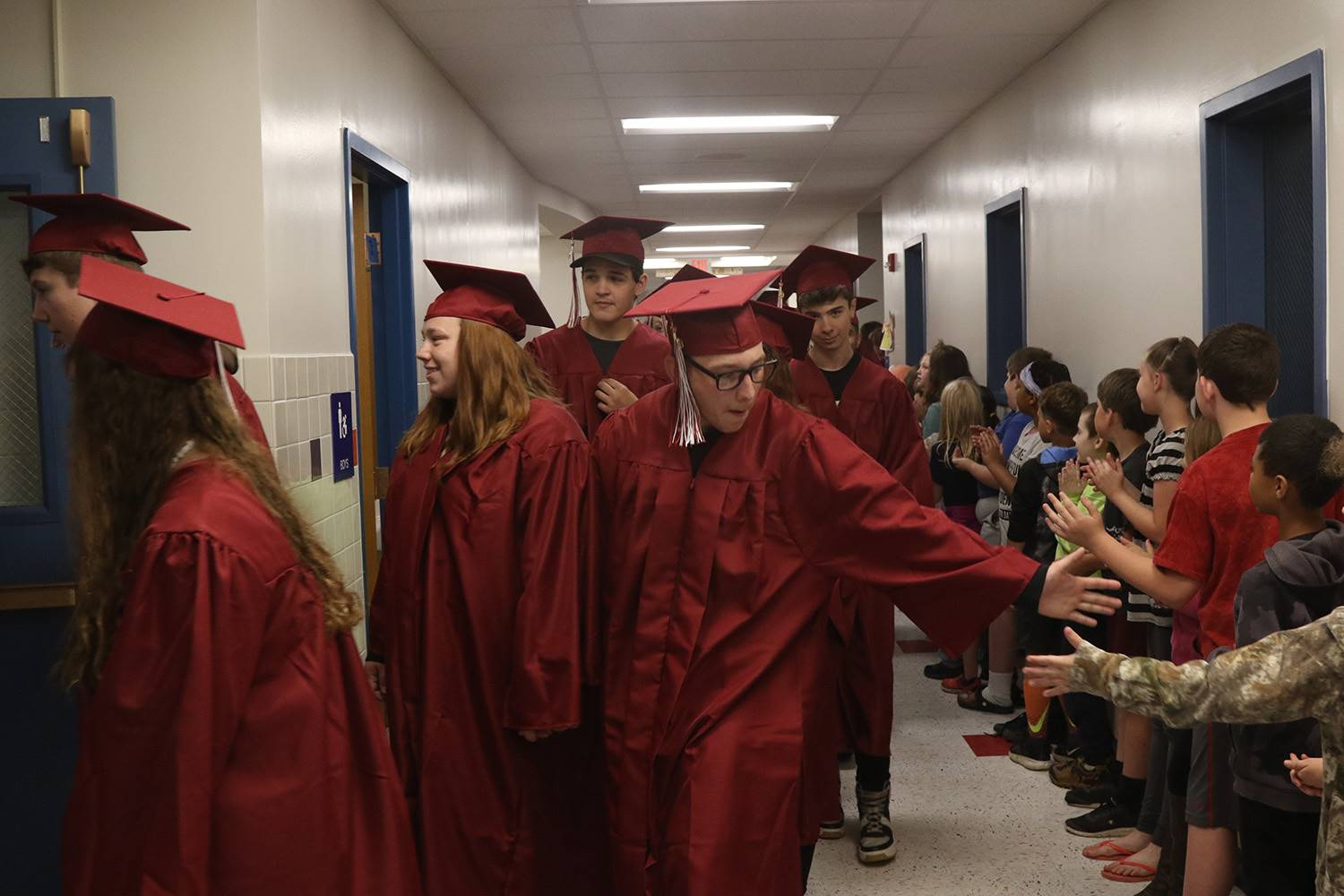 Senior walk-through 2019