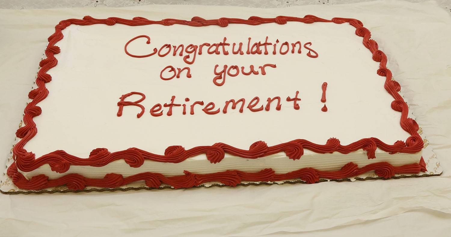 Retiree Reception 2019