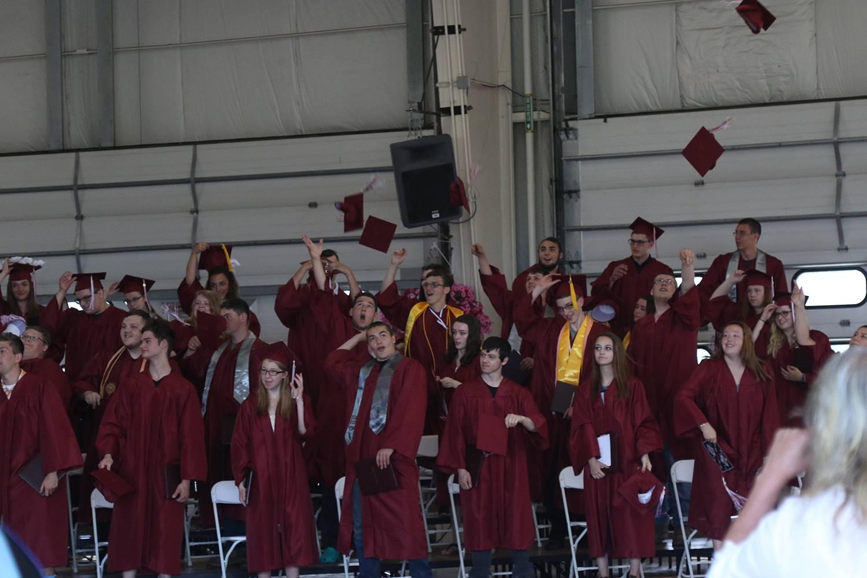 Sidney CSD Graduation 2019