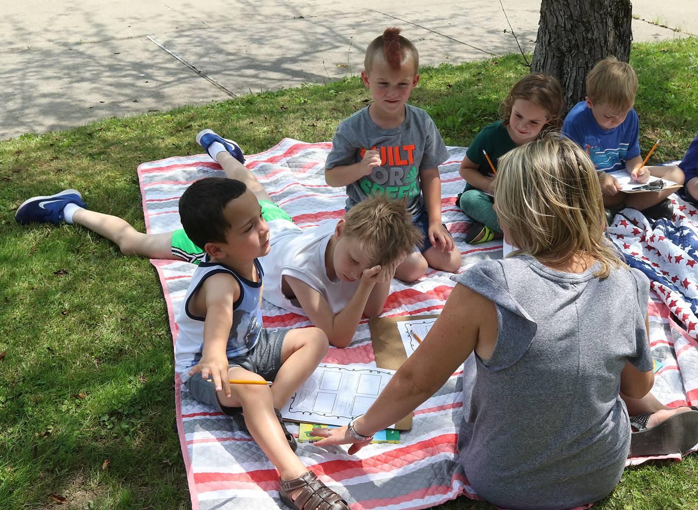 2019 Summer Camps: Week 1